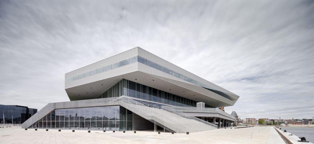 Schmidt Hammer Lassen Architects_Dokk1