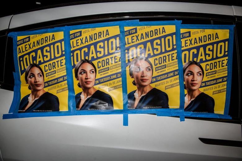 Alexandria Ocasio Cortez Wins Another Primary As A Write