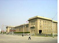 The Great Hural, Mongolia's parliament