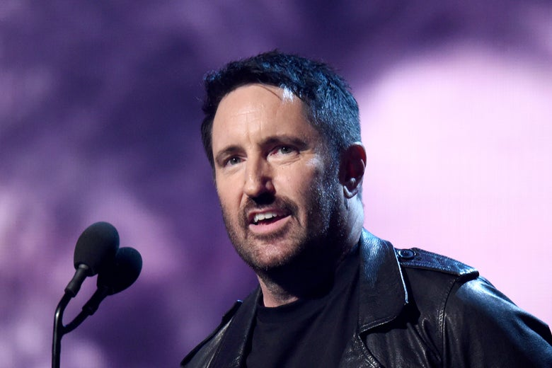 Trent Reznor Has Finally Won a CMA Award