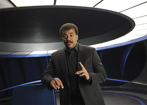 COSMOS: A SPACETIME ODYSSEY: Neil deGrasse Tyson