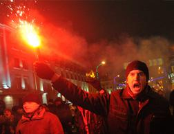 Protests in Belarus. Click image to expand.