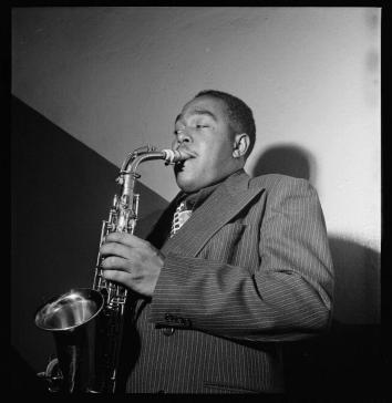 Charlie Parker at Carnegie Hall