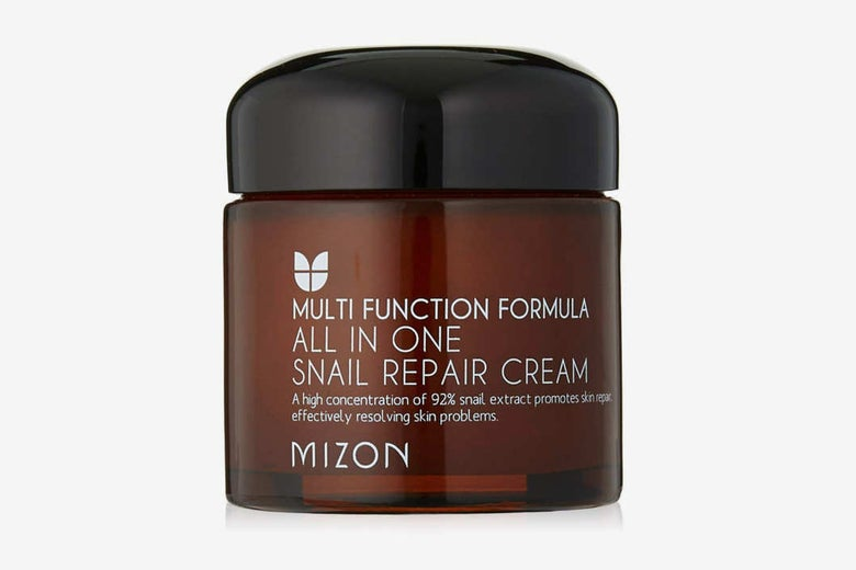Mizon All-in-One Repair Snail Cream.