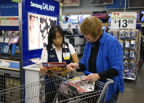 Walmart raises wages for department managers: How to fix
