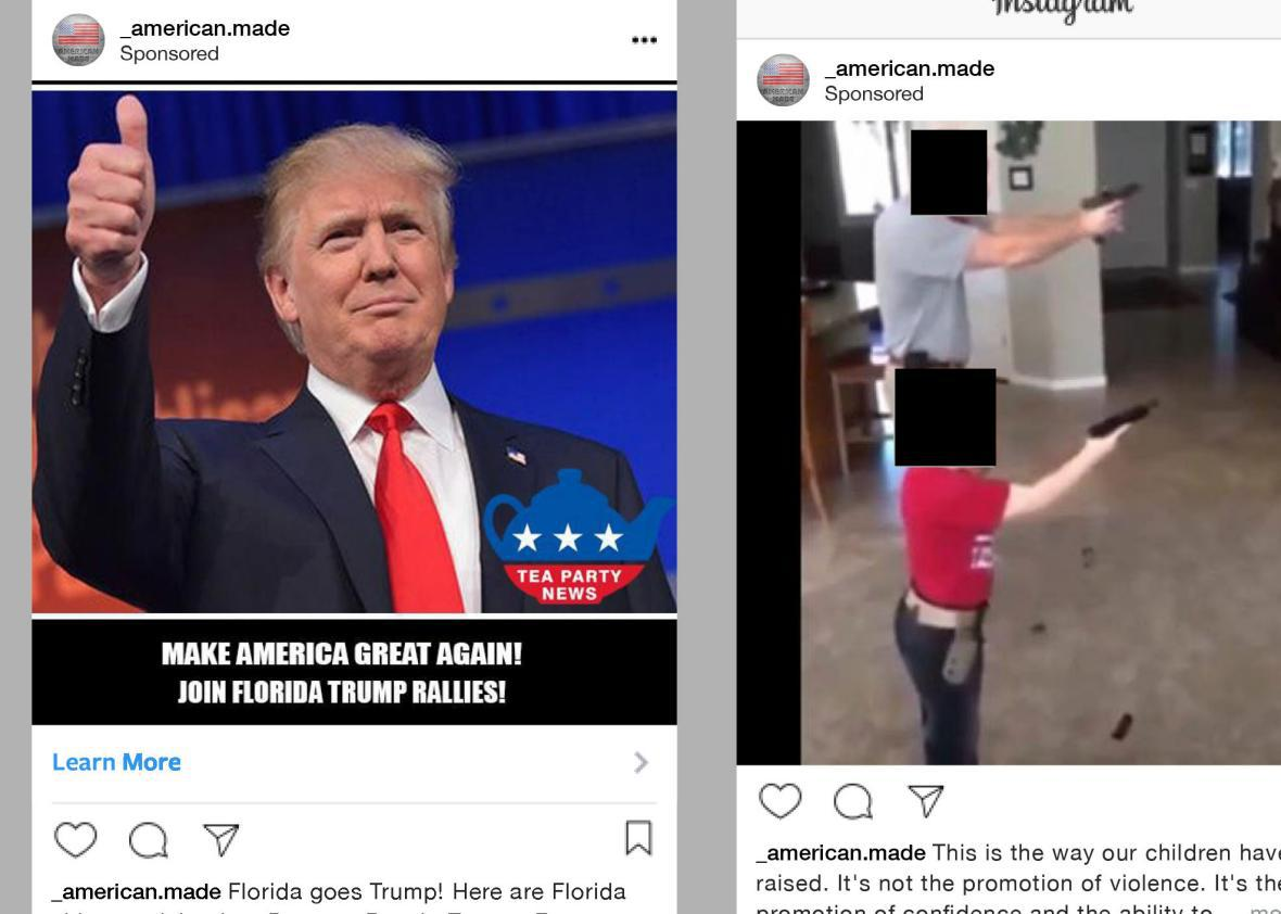 How Russia used Instagram to influence the 2016 presidential