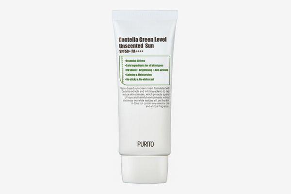 PURITO Centella Green Level Unscented Sun SPF50+ PA++++