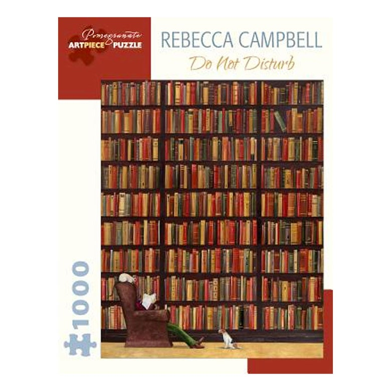 Rebecca Campbell: Do Not Disturb 1,000-Piece Jigsaw Puzzle