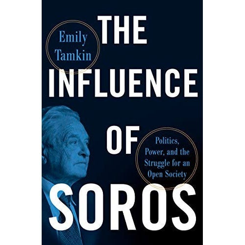 Book cover of The Influence of Soros.