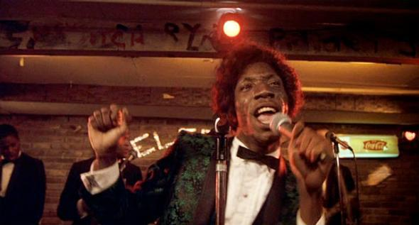 Otis Day (DeWayne Jessie) in Animal House.