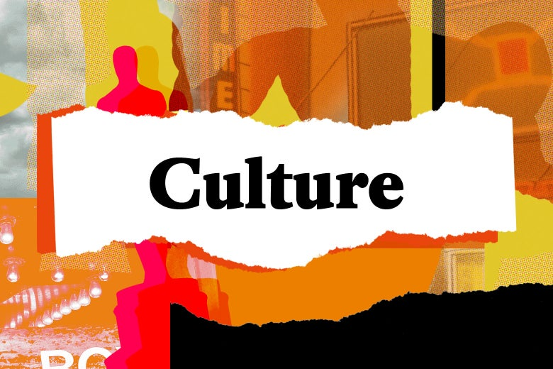 Sign up for Slate's culture newsletter