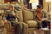 Woody Allen and Treat Williams kvetch