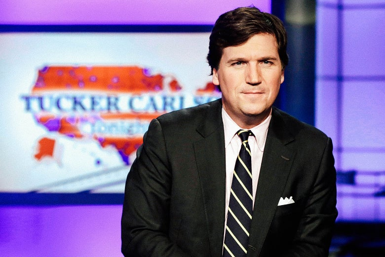 How Tucker Carlson Conned America Into Thinking His Heinous Opinions Don't Matter
