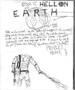 In 1998, almost a year before Columbine, Dylan Klebold described the planned attack in Eric Harris' yearbook. Click image to expand.