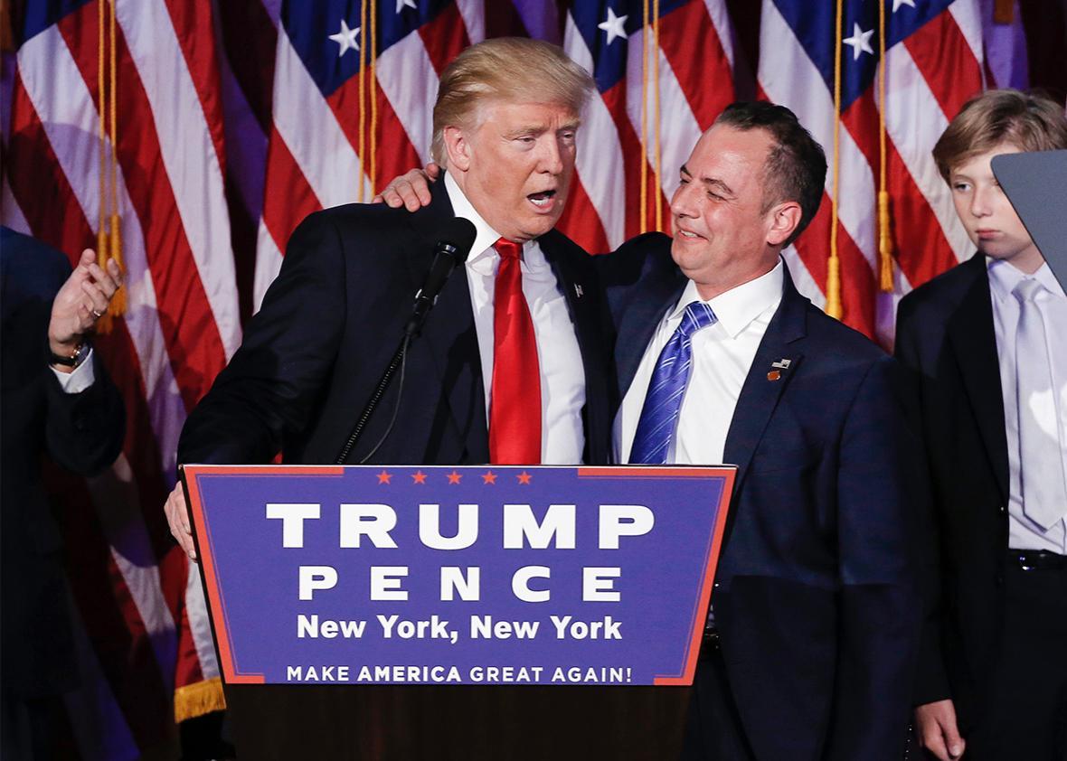 Trump Priebus
