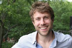 Author Dan Slater.
