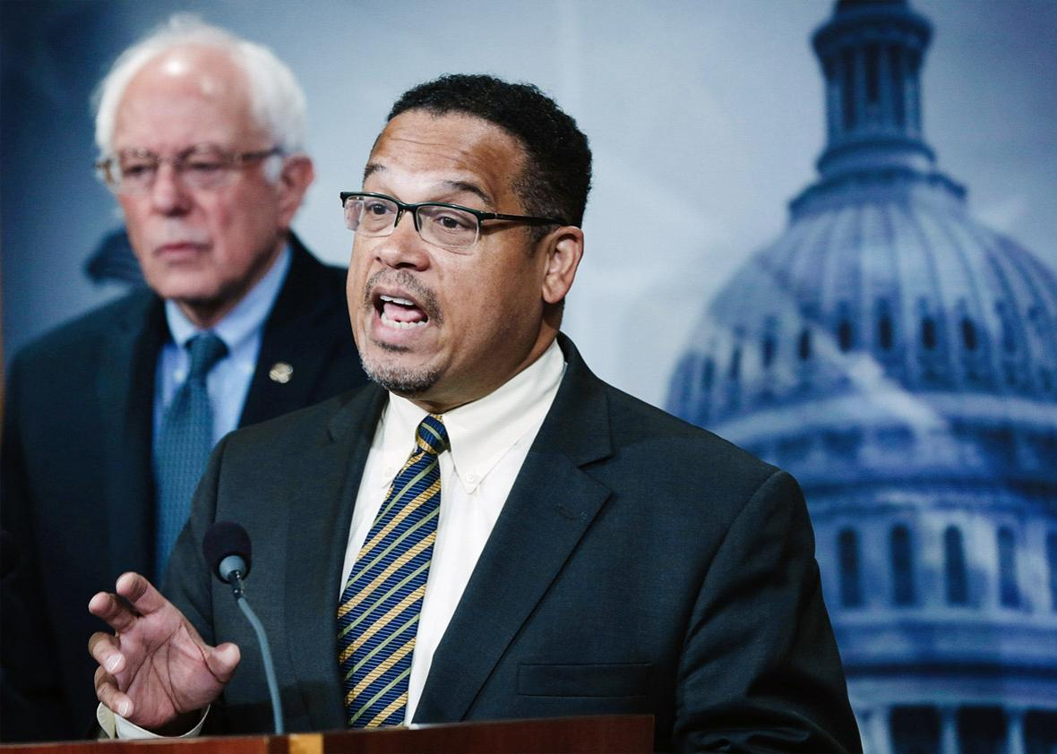 Why the Democrats need Keith Ellison