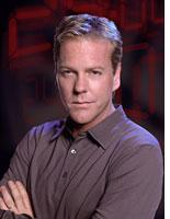 Kiefer Sutherland as Jack Bauer          Click image to expand.