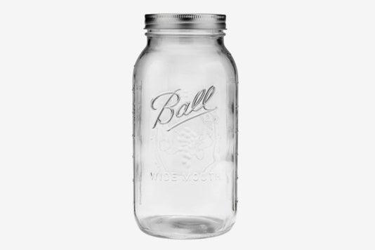 Ball Glass Mason Jar.
