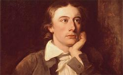 John Keats. Click image to expand.