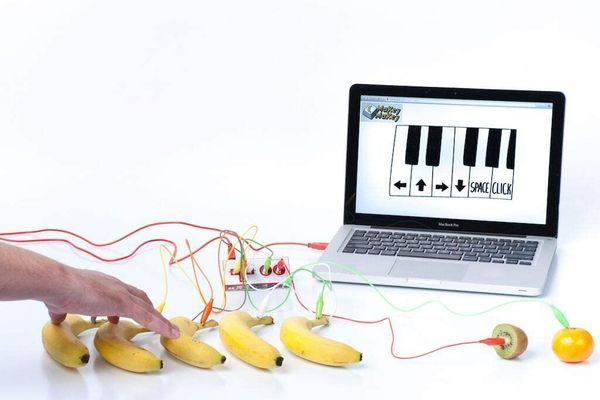 Makey Makey — An Invention Kit for Everyone