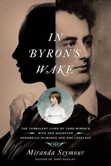 Book cover of In Byron's Wake.