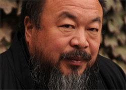 Chinese artist Ai Weiwei. Click image to expand.
