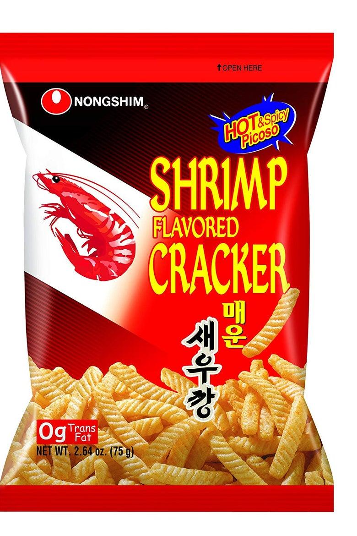NongShim Shrimp Cracker