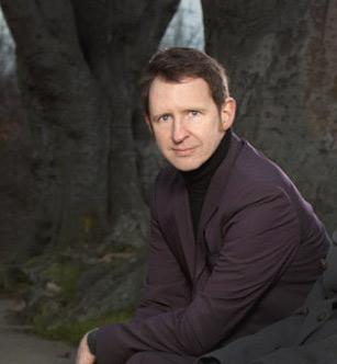 Author Bob Stanley.