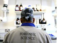 A forensic scientist.