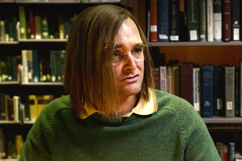 Will Forte as Doug Kenney in A Futile and Stupid Gesture.