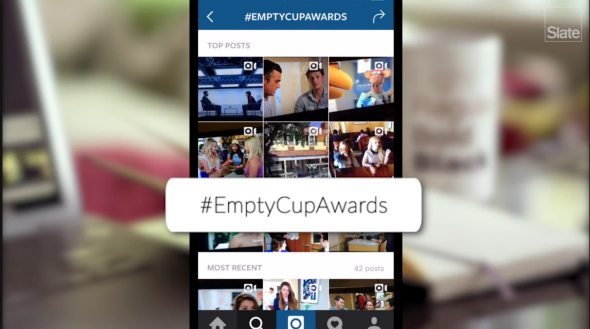 The Empty Cup Awards Tv Here Raise For To Awareness Are An Important rCoexQdBWE