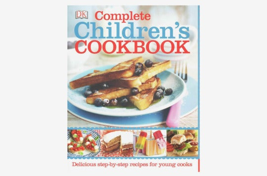 Complete Children's Cookbook.