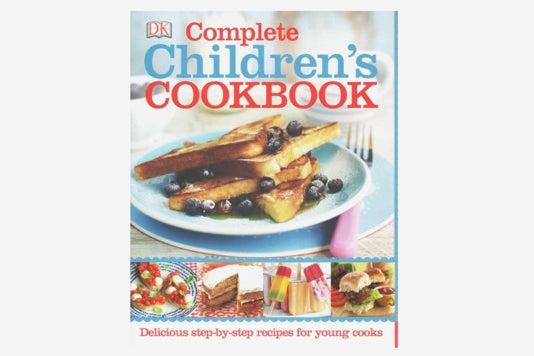 Complete Children's Cookbook.