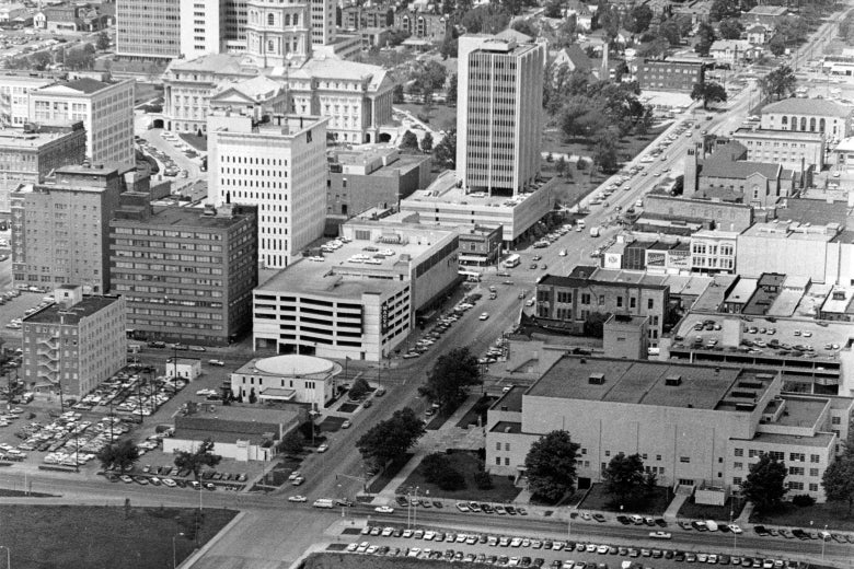 Topeka, Kansas, in 1980