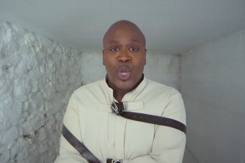 """Tituss Burgess Calls Donald Trump """"Dumb as Bricks"""" in Supremely Catchy Protest Song"""