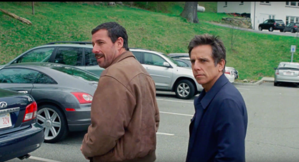 Some have even declared Sandler a potential Oscar contender.