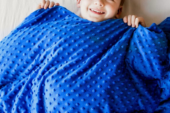 Harkla Weighted Blanket for Kids
