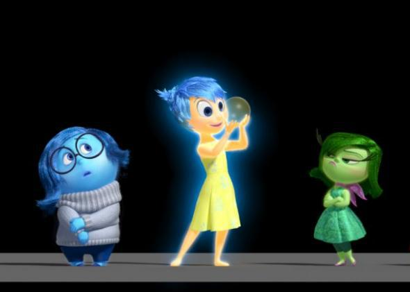 Pixar's new movie Inside Out