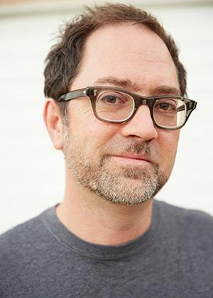 Author Scott Timberg.
