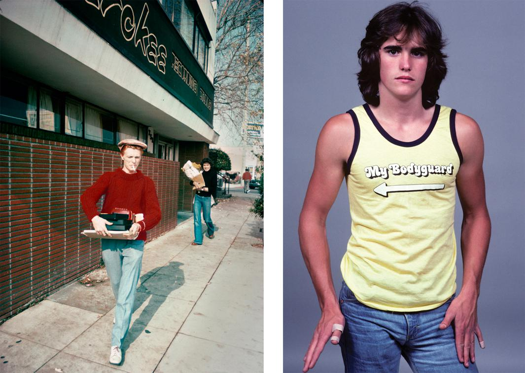 Right: I received a phone call from the editor of Superteen maga,Right: I received a phone call from the editor of Superteen magazine to do a photo shoot with this unknown sixteen-year old actor, Matt Dillon. She asked me to call Vic Ramos, his manager, at some hotel and set it up. I called and the next day Vic and Matt showed up at my home. Vic read a magazine and I took some photos. No hair, makeup, or stylist. No over-produced sets or publicists getting in the way. I shot this with just one strobe head. That was the way film stars were shot back then. I ran into Matt at Barfly about fifteen years later. He did not have a clue who I was, nor did he care. He also walked off with the girl whom I had just met in the parking lot that evening.