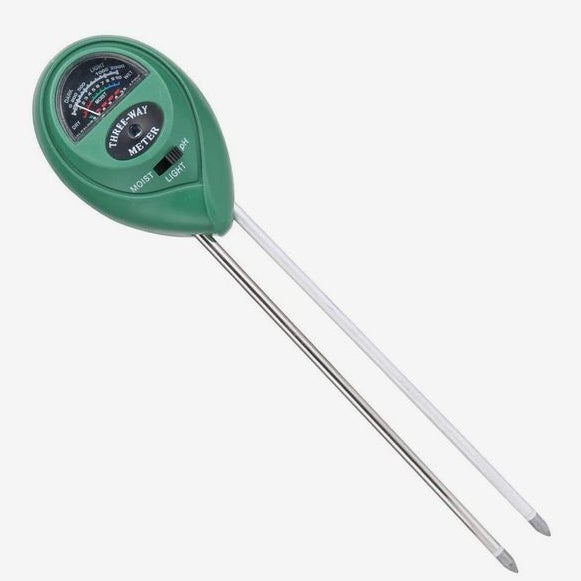 Soilster 3-in-1 Soil Moisture Sensor