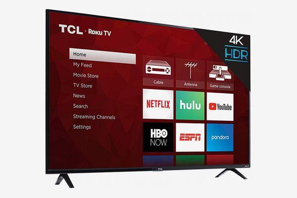 TCL 55S425 55 inch 4K Smart LED Roku TV