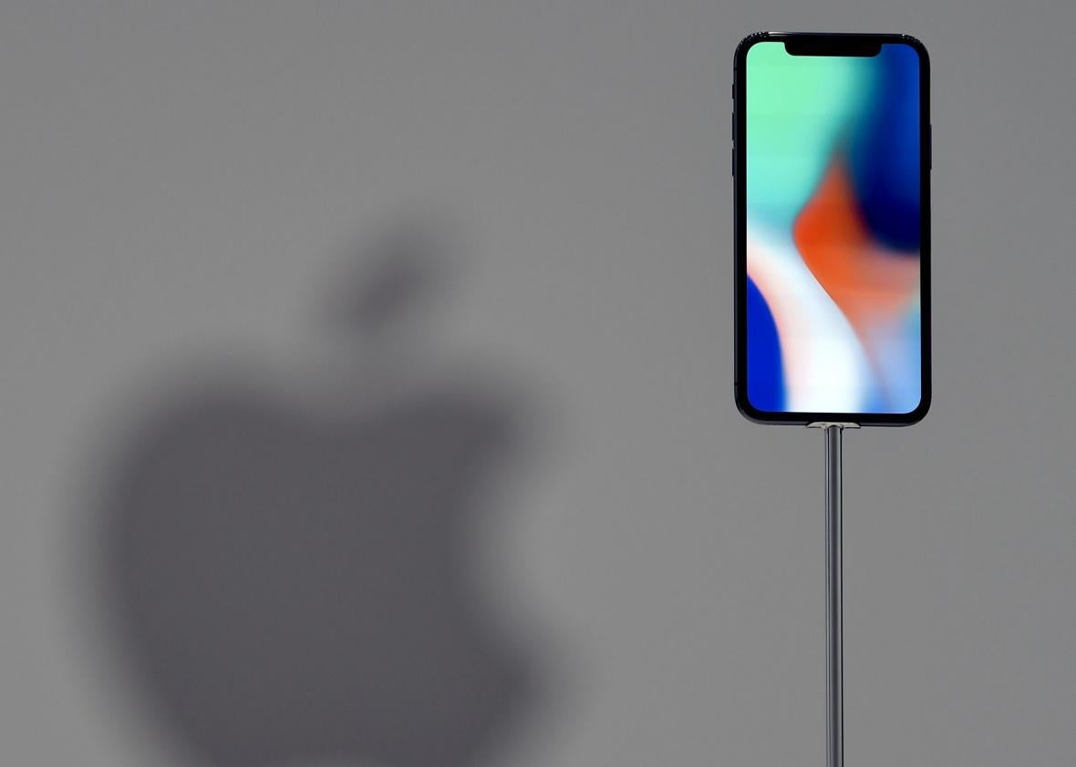 The iPhone X Takes Hand Gestures Too Far