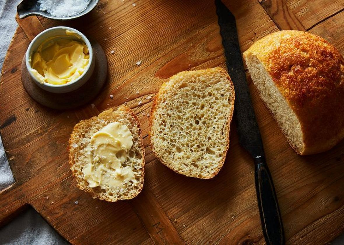 Want to bake bread every week? Try this recipe.