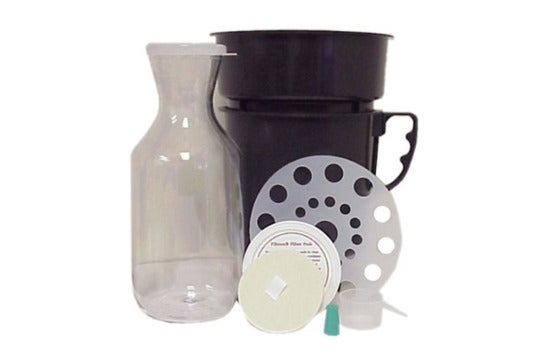 Filtron Cold Water Coffee Brewer.