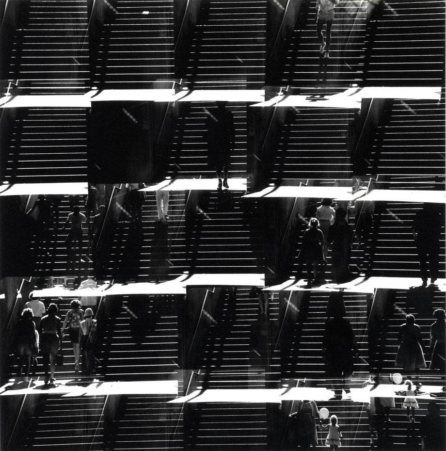 Ray Metzker Chicago, 1959