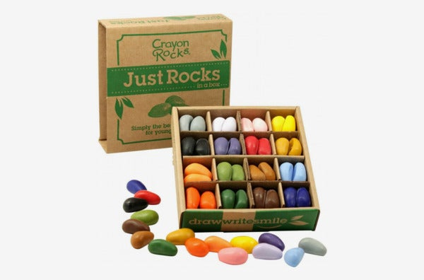 Just Rocks in a Box 16 Colors.