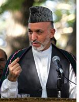 Karzai: Winner by default?
