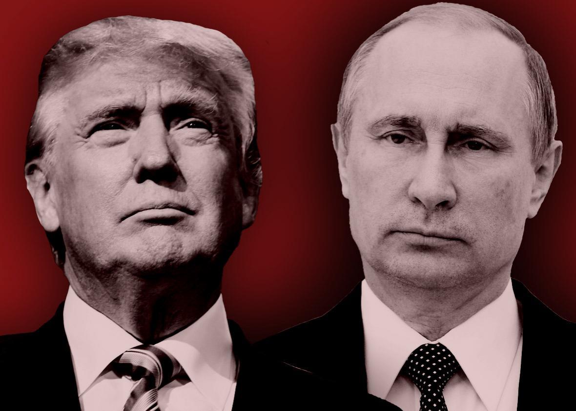 Trump Putin.